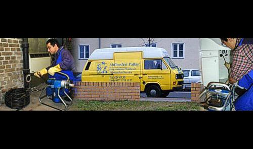 Logo von Abflussfrei Pallas®