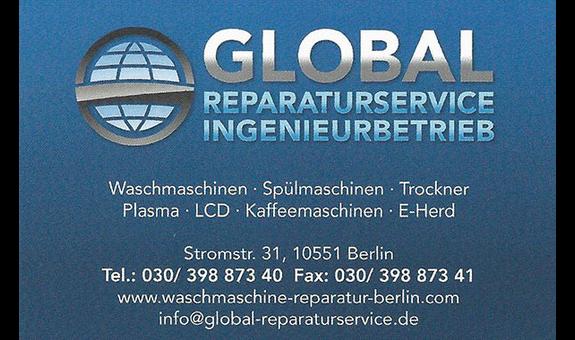 Logo von Global - Reparaturservice