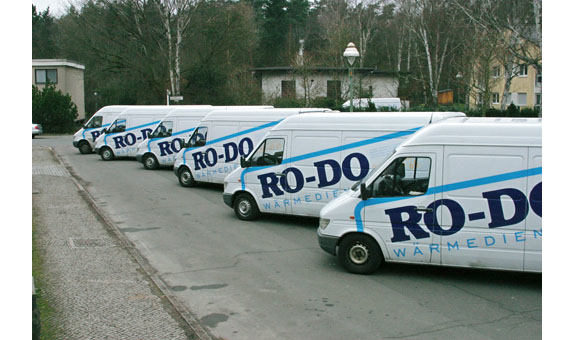 Logo von RO-DO Wärmedienst GmbH Berlin