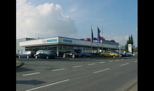 Mazda + Ford Draguhn
