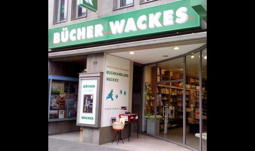 Buchhandlung Wackes