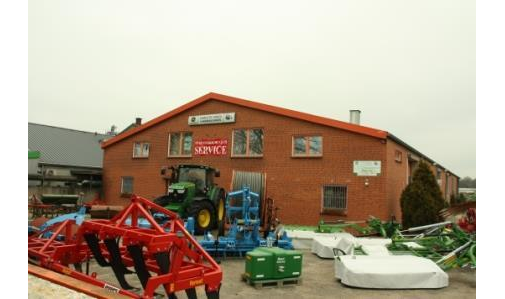 Christof Erkes Landmaschinen GmbH