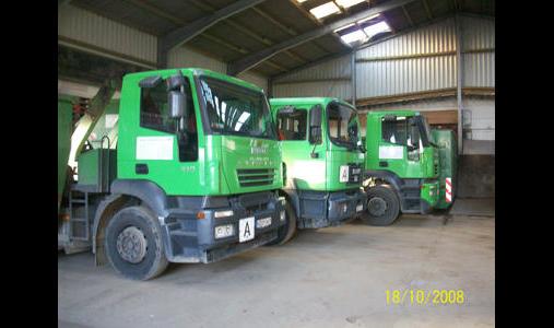 Containerdienst von Royen & Mumm GmbH