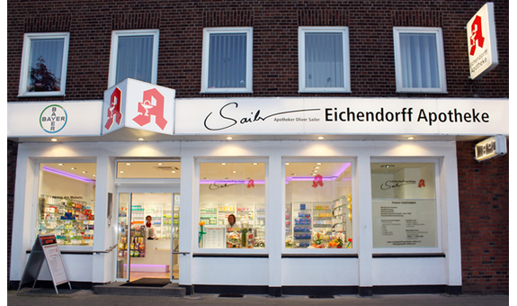 Eichendorff Apotheke, Oliver Sailer