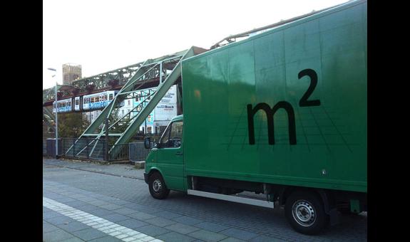 M-Quadrat-Umzüge