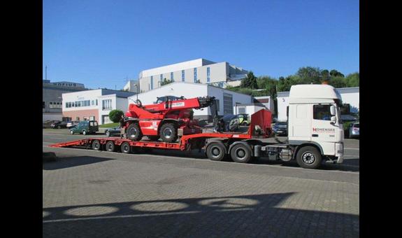 HOHENSEE Maschinentransporte GmbH