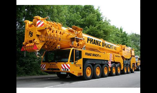 Franz Bracht Kran-Vermietung GmbH