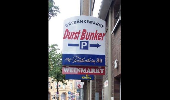 DURST BUNKER Getränkeservice