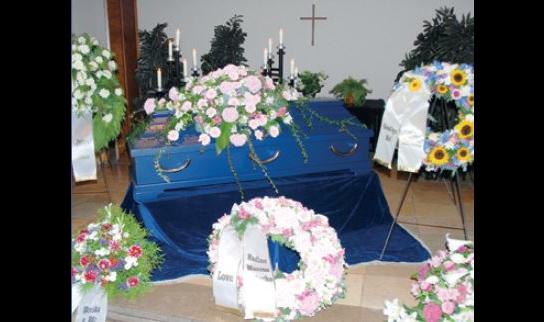 Beerdigung Ludwigs