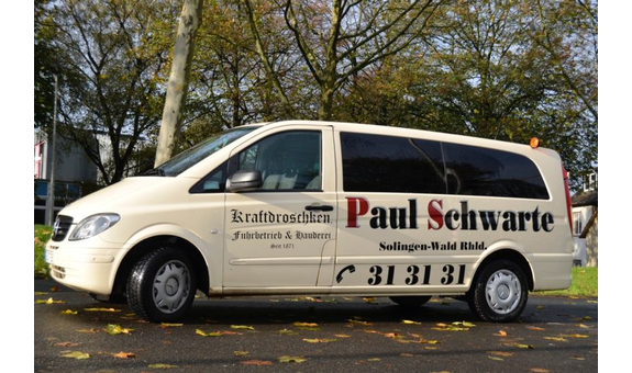 Taxi Schwarte