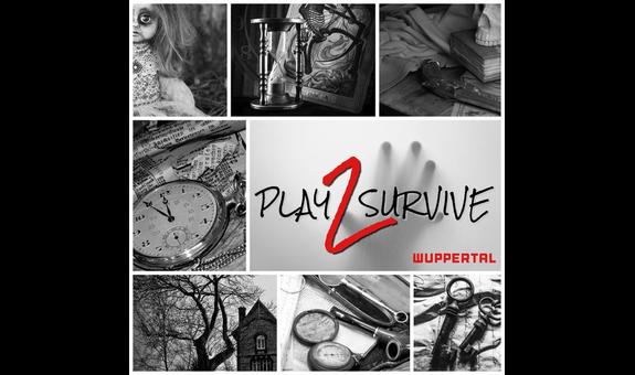 Logo von Play2Survive Wuppertal