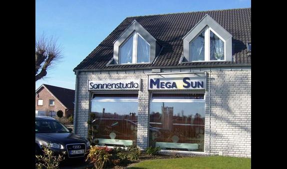 Logo von MEGA SUN Sonnenstudio
