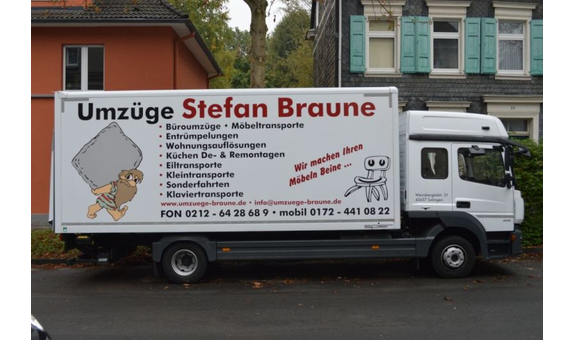 Braune, Stefan Umzüge Nah- u. Ferntransporte