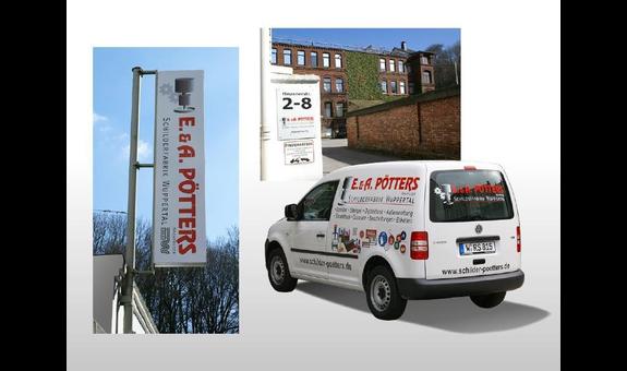 E & A Pötters Schilderfabrik