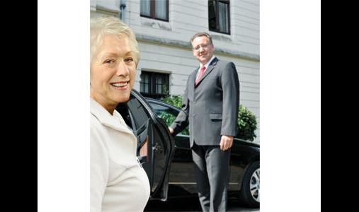 VIP Chauffeurdienst Arsic