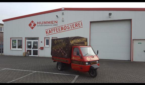 Logo von Hummen