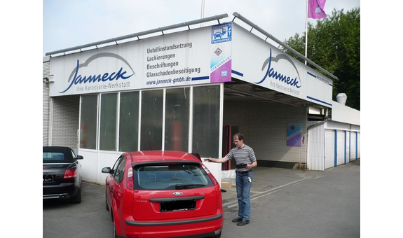 Karosseriebau Janneck GmbH