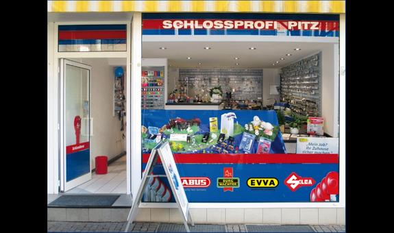 Schlossprofi - Pitz