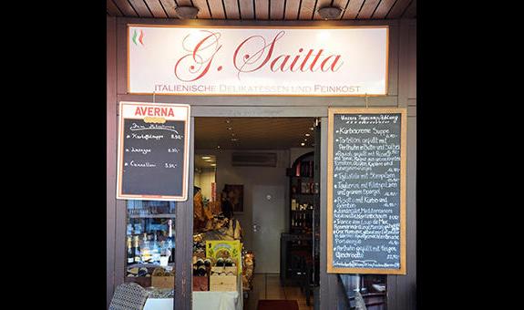 Saitta Italienische Spezialitäten - Delikatessen, Feinkost - Catering & Partyser