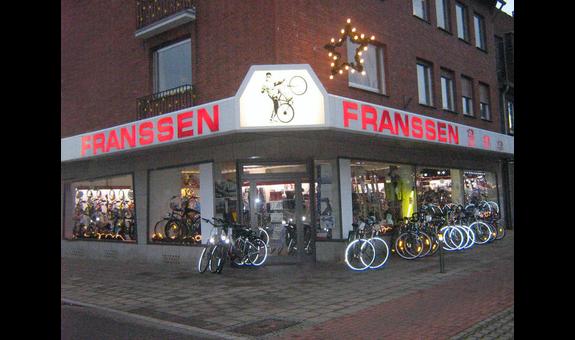 Fahrrad Franssen