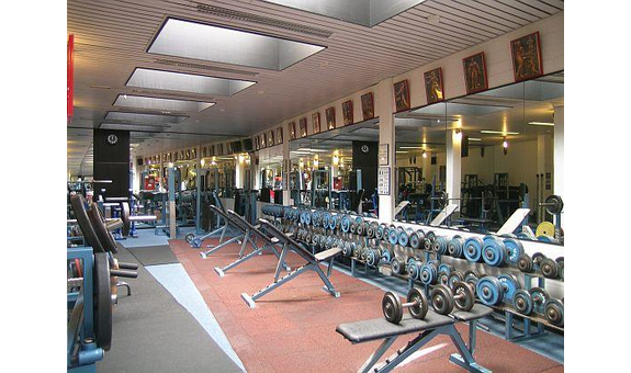 Olymp Fitnesscenter Michael Moormann