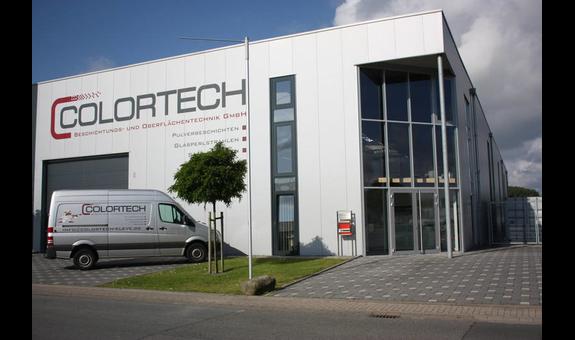 Colortech Beschichtungs- u. Oberflächentechnik GmbH