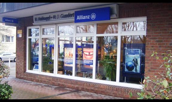 Allianz Hauptvertretung Bernd Hufnagel, Hans Jürgen Gundert