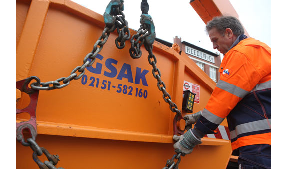 GSAK Ges. f.Straßenreinigung u. Abfallwirtschaft Krefeld mbH+Co.KG