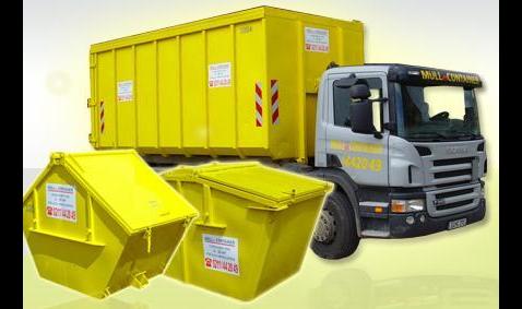 Containerdienst Müller