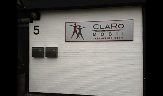 CLARO Mobil Krankenfahrten
