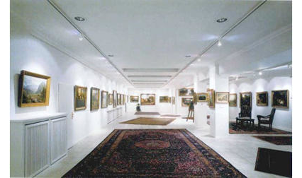 Galerie an der Börse