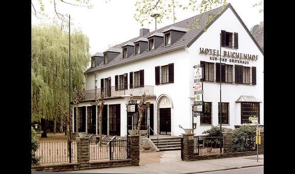 Hotel Buchenhof Sofia Erens
