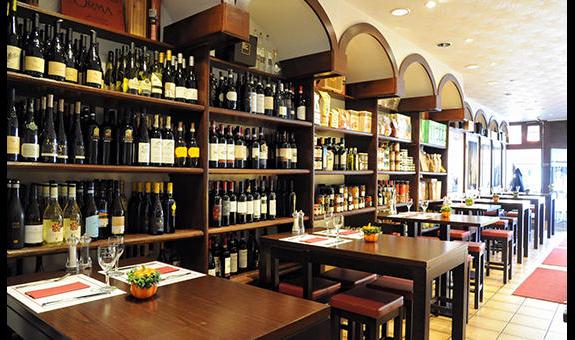 Restaurant Düsseldorf Kaiserswerth saitta italienische spezialitäten delikatessen feinkost catering