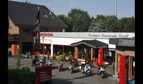 Honda Vertragshändler Tempo-Zweirad-Treff GmbH