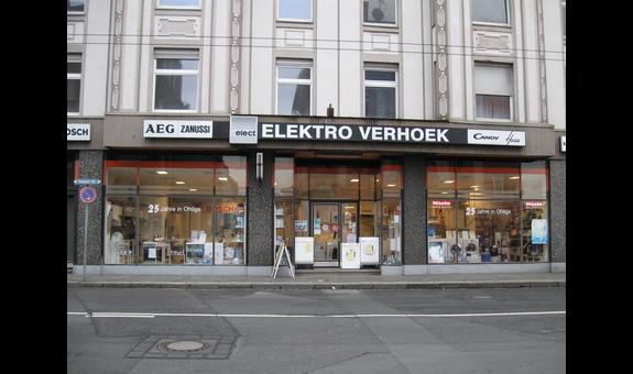 Logo von Elektro Verhoek