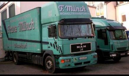 F. Münch Umzug OHG