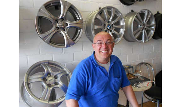 Lintforter Reifenhandel Steigert