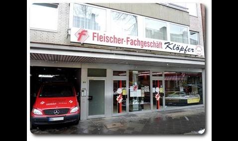 Fleischereifachgeschäft Klöpfer - Inh. Ingo Blumentrath
