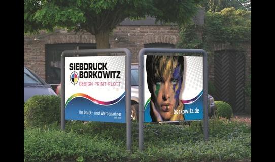 Siebdruck Borkowitz