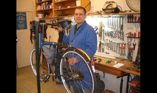Fahrrad Beckers