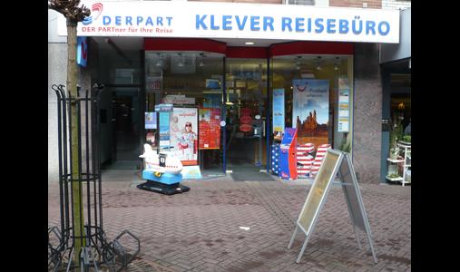 Klever Reisebüro K. Herrmann u. A. Kreusch-Duif