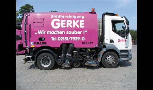 Städtereinigung Gerke GmbH