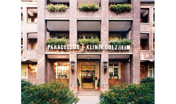 Paracelsius-Kliniken Golzheim Düsseldorf