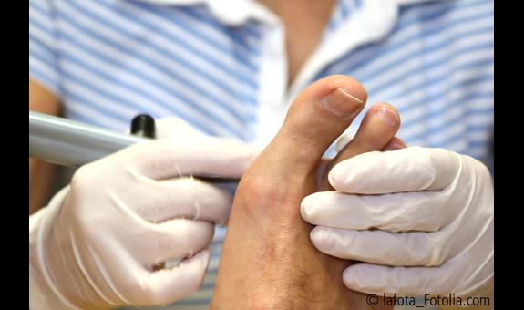 Fachpraxis für medizinische Fußpflege