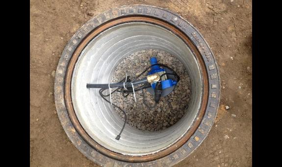 Selbiger Brunnenbau