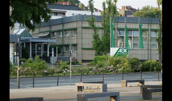 AOK Rheinland/Hamburg - Die Gesundheitskasse Regionaldirektion Wuppertal