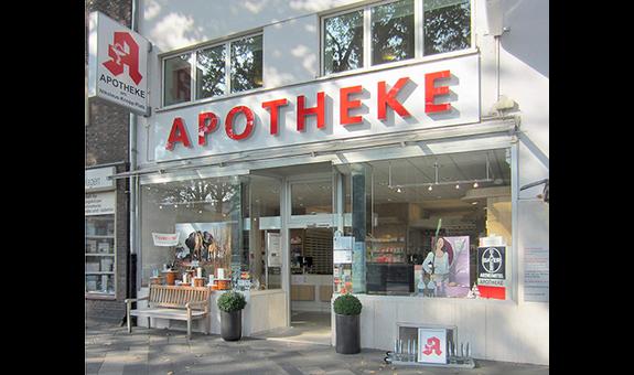 Apotheke am Nikolaus-Kopp-Platz