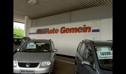Gemein u. Partner Autohaus GmbH