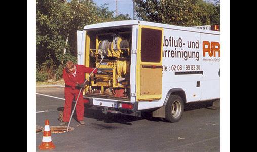 Hannecke GmbH Oberhausen