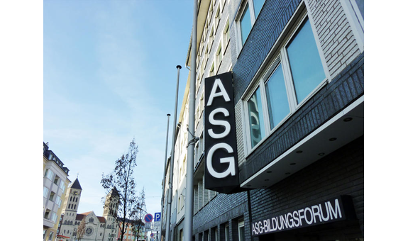 ASG Arbeitsgemeinschaft Sozialpädagogik und Gesellschaftsbildung e.V.
